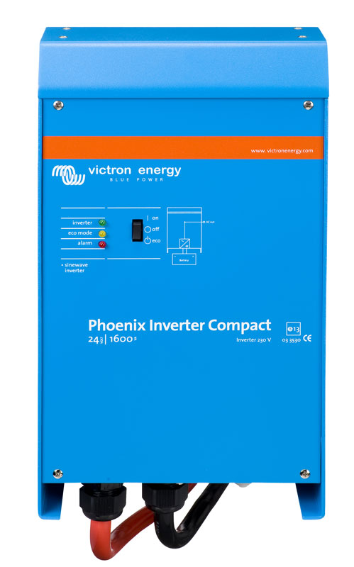 FotoSmall: Victron-Phoenix-Inverter-Compact-24-1600