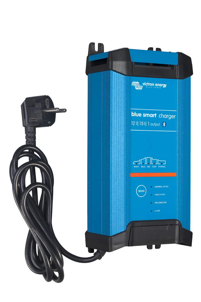 FotoSmall: Victron_Cargador_de_Bateria_Blue_Smart_IP22_Charger_12_15_230V_Bluetooth